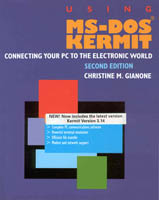 MS-DOS Kermit book