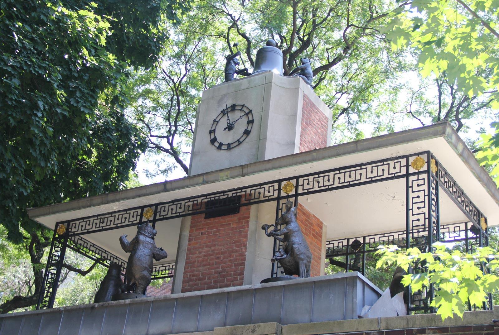 Delacorte Clock