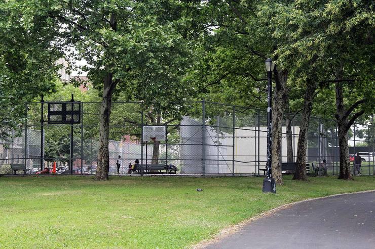 Bronx New Deal Photo 241 Crotona Park