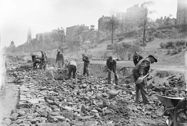 Riverside Park New Deal Sites Photo 1
