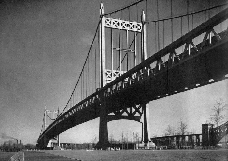 Bronx New Deal Photo 160 Triborough Bridge