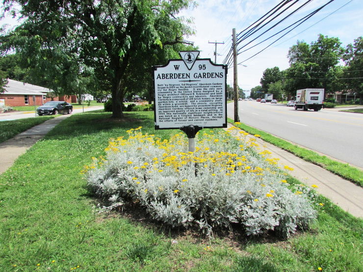Hampton Virginia New Deal Projects - Photo #56 - Aberdeen Gardens