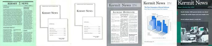 Kermit News Covers