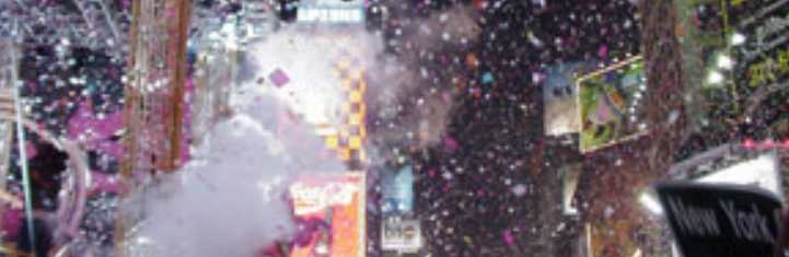 New Years 2000 - Times Square